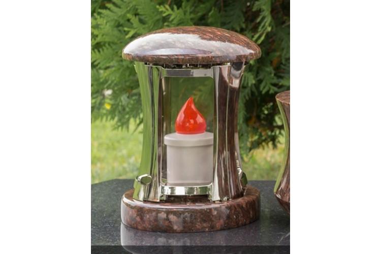 Lampion z kamienia naturalnego L4.4