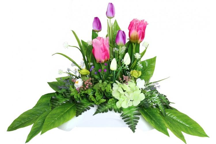 Stroik Tulipany 75x48