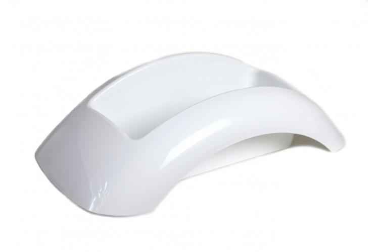 Donica kompozycyjna - biała